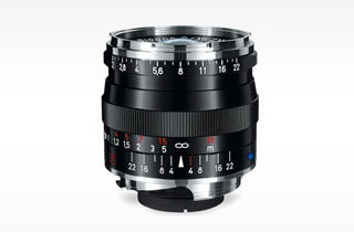 Zeiss 35mm f2 Biogon T* ZM Black (M Mount)