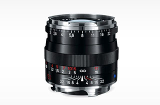 Zeiss 50mm f2 Planar T* ZM Black (M Mount)