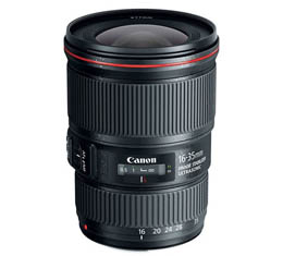 Canon EF 16-35mm F4L IS USM + BONUS