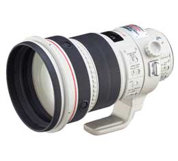 Canon EF 200mm F2.0L IS USM