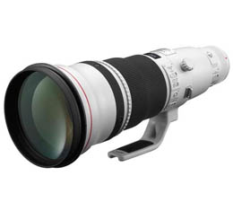 Canon EF 600mm f4.0L IS II USM