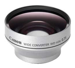 Canon WD-H34 Wide Angle Converter