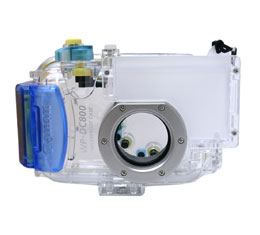 Canon WP-DC800 Underwater Housing (S400)