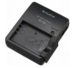 Fujifilm BC-65s / BC-65n Battery Charger (For X100 and X30)