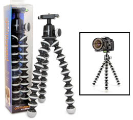 Joby Gorillapod SLR-Zoom with Ball Head