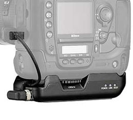 Nikon WT-1 Wireless Transmitter for D2H