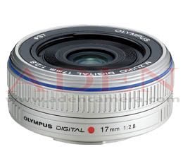 Olympus M.Zuiko Digital 17mm f2.8(Micro Four Thirds Mount)