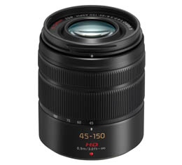 Panasonic Lumix G Vario 45-150mm f4-5.6 Asph. (Micro Four Thirds Mount)