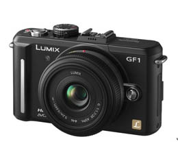 Panasonic DMC-GF1 (Body)