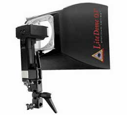 "Photoflex LiteDome Extra Small 12"" x 16"" (includes AC-B200SC) - (XT-20XTXS)"