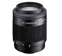 Sony SAL 55-200mm f4-5.6