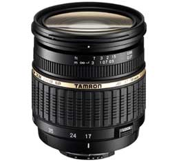 Tamron SP AF17-50mm F/2.8 XR Di II LD Aspherical [IF] Lens (Sony)