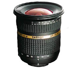 Tamron SP AF10-24mm F/3.5-4.5 Di-II LD Aspherical [IF] (Canon EF mount)