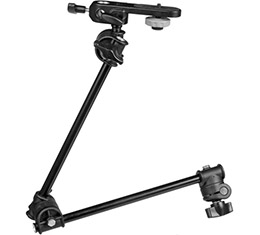 Manfrotto 196B-2 Articulated Arm - 2 Sections w/ Camera Bracket