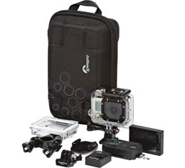 Lowepro Dashpoint AVC 1 Case Black (for GoPro/Action Cam)