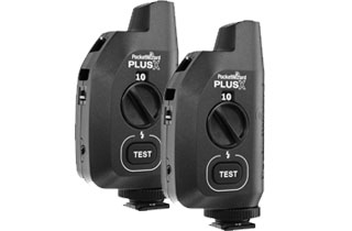 PocketWizard PLUS X Transceiver Twin Pack