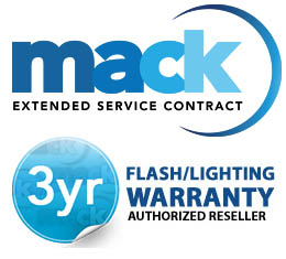 Mack Worldwide 3 Years Flash/Lighting Warranty(under $1,000.00)