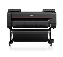 """Image of Canon ImagePROGRAF Pro-4000s Graphic Arts 44"""" Wide InkJet Printer (w/ Roll System)"""