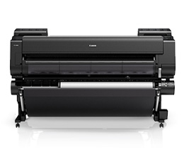 """Image of Canon ImagePROGRAF Pro-6000s Graphic Arts 60"""" Wide InkJet Printer (w/ Roll System)"""