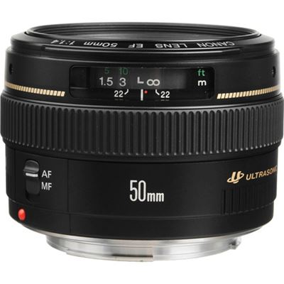 Compare Prices Of  Canon EF 50mm f1.4 USM