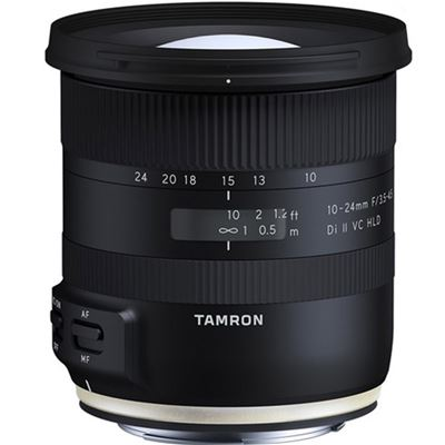 Image of Tamron 10-24mm F3.5-4.5 Di II VC HLD Lens (Canon EF mount)