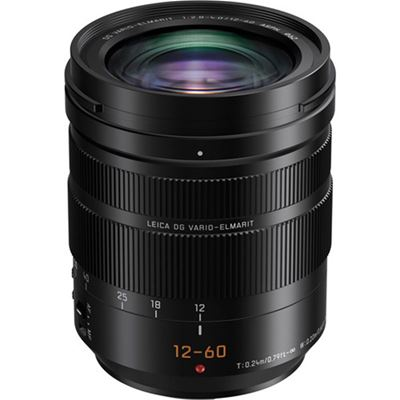 Image of Panasonic Leica DG Vario-Elmarit 12-60mm F2.8-4 ASPH. POWER O.I.S. Lens