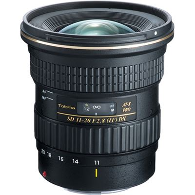 Image of Tokina AT-X 11-20mm F2.8 PRO DX Lens (for Canon EF)