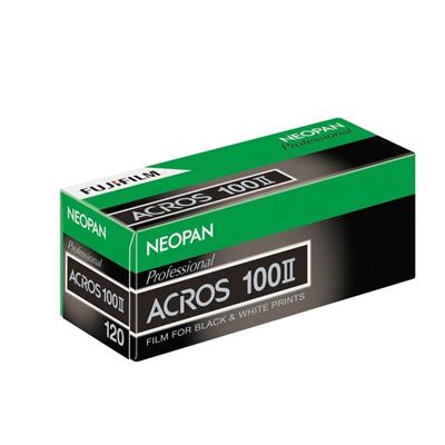 Compare Prices Of  Fujifilm Neopan 100 Acros II Black & White Print Film - 120 Roll
