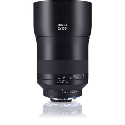Image of ZEISS Milvus 135mm F2 ZF.2 Lens for Nikon F