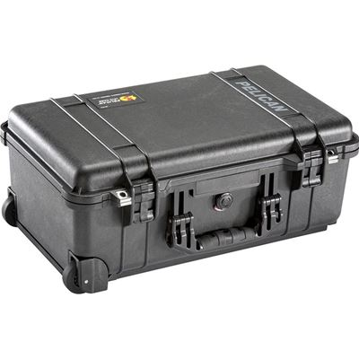 Image of Pelican 1510 Carry-On Case with Foam Set (Black)