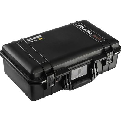 Image of Pelican 1525 Air Carry-On Case (Black, with Pick-N-Pluck Foam)