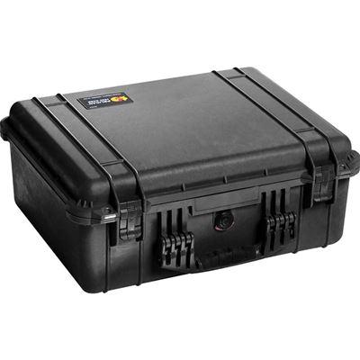 Image of Pelican 1550TP Case with TrekPak Divider System (Black)