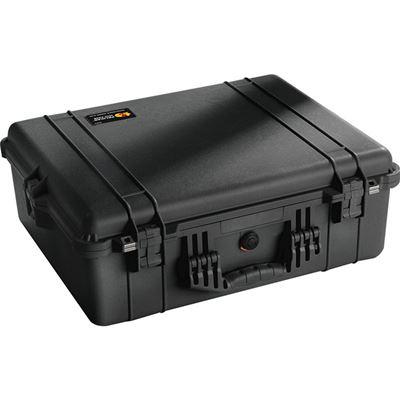 Image of Pelican 1600 Case with Foam Set (Black)