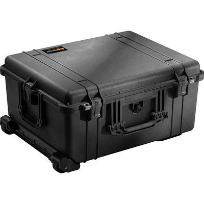 Image of Pelican 1610 Case with Foam Set (Black)
