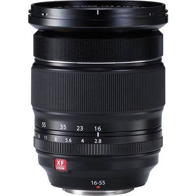 Image of Fujifilm Fujinon XF 16-55mm F2.8 R LM WR Lens + Bonus Item