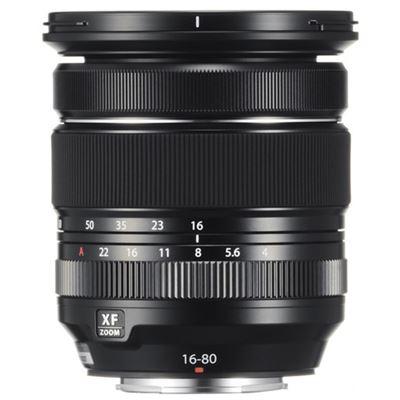 Image of Fujifilm Fujinon XF 16-80mm F4 R OIS WR Lens + Bonus