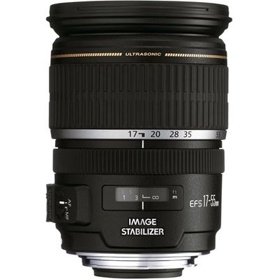 Image of Canon EF-S 17-55mm F2.8 IS USM