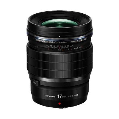 Compare Prices Of  Olympus M.Zuiko Digital ED 17mm f1.2 PRO Lens