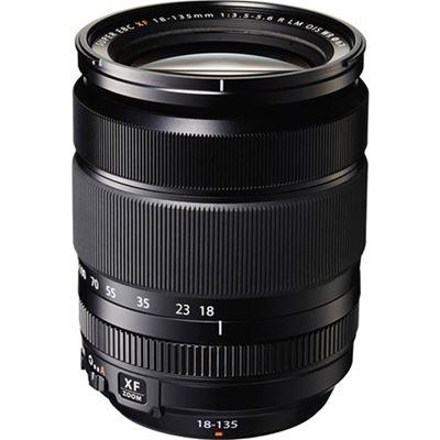 Image of Fujifilm Fujinon XF 18-135mm F3.5-5.6 LM OIS WR Lens + Bonus Item