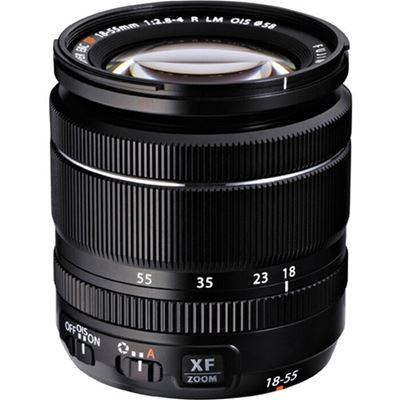 Image of Fujifilm Fujinon XF 18-55mm F2.8-4 R LM OIS Lens
