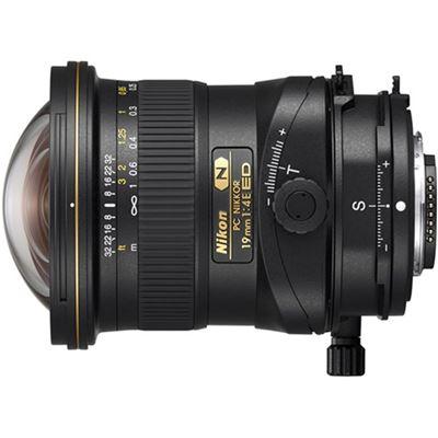 Compare Prices Of  Nikkor PC-E 19mm F4E ED Tilt-Shift Lens