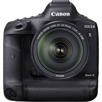 Image of Canon EOS-1DX Mark III DSLR Camera