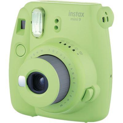Compare Prices Of  Fujifilm Instax Mini 9 Instant Camera (Lime Green)