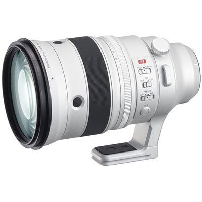 Image of Fujifilm Fujinon XF 200mm F2 R LM OIS WR Lens w/ XF 1.4x TC F2 WR Teleconverter Kit