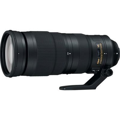 Image of Nikkor AF-S 200-500mm F5.6E ED VR Lens + Bonus