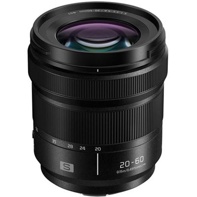 Compare Prices Of  Panasonic Lumix S 20-60mm F3.5-5.6 Lens