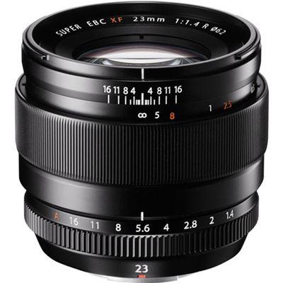 Image of Fujifilm Fujinon XF 23mm F1.4 R Lens + Bonus