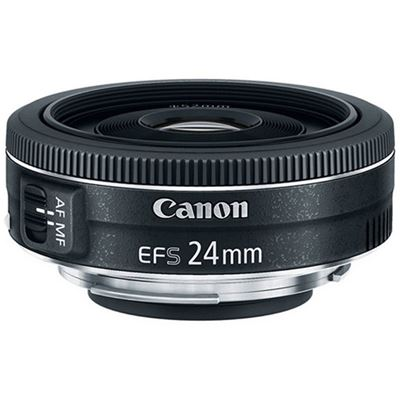 Image of Canon EF-S 24mm f2.8 STM