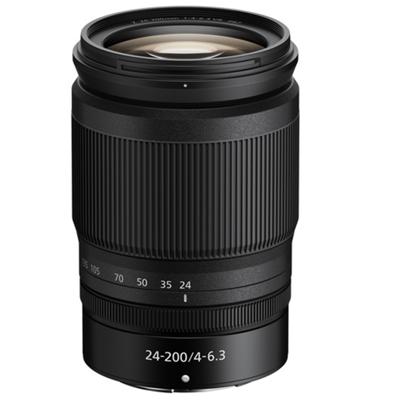Image of Nikon NIKKOR Z 24-200mm F4-6.3 VR Lens