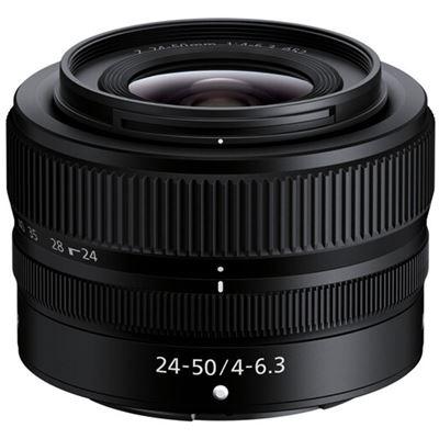 Image of Nikon NIKKOR Z 24-50mm F4-6.3 Lens